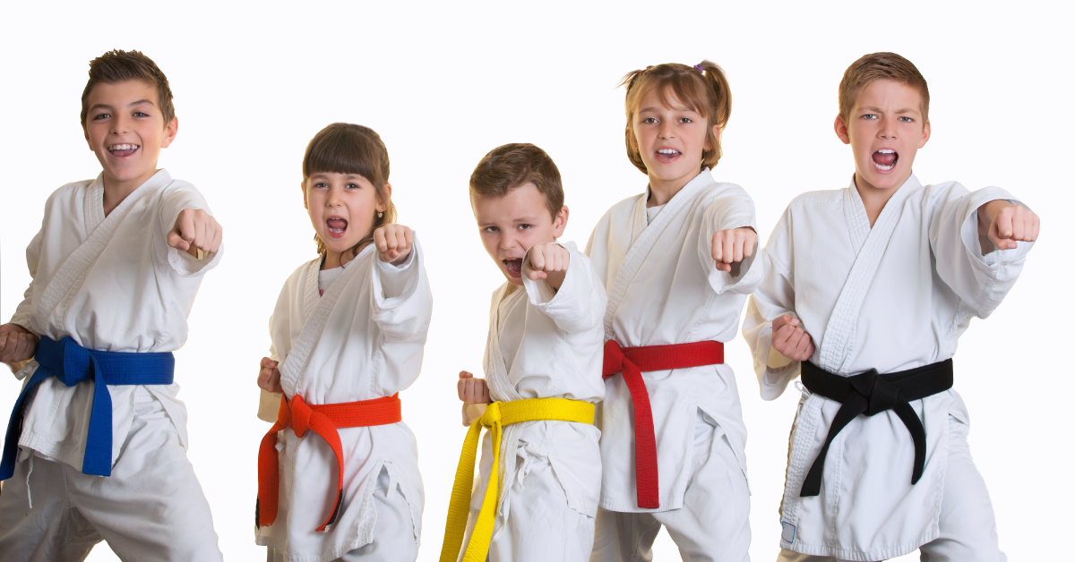 5 Reasons You Should Enroll Your Child in Martial Arts