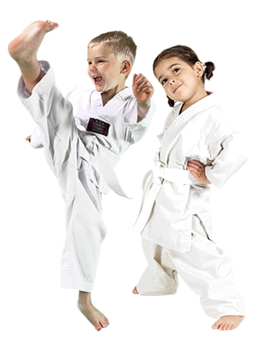 young kids martial arts